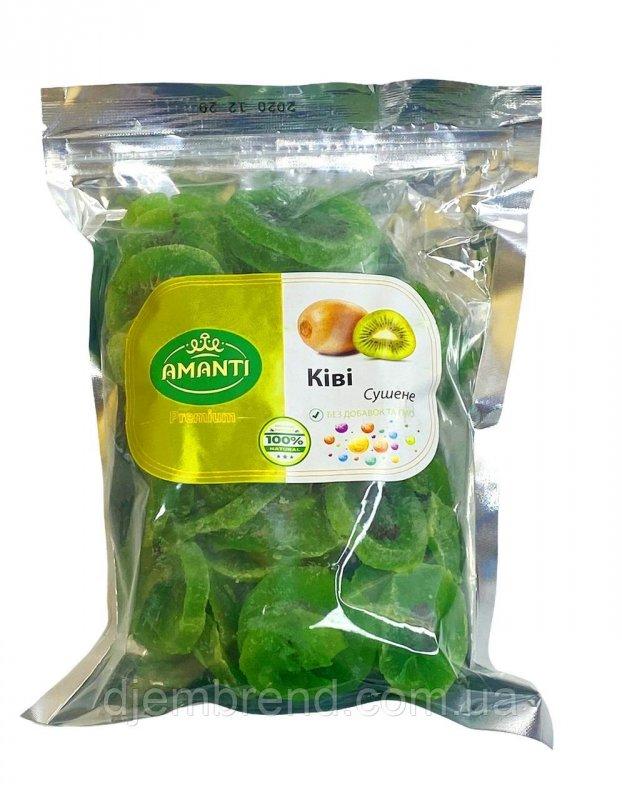 Купить Киви сушеное, без сахара и добавок, ТМ Аманти, 500 г