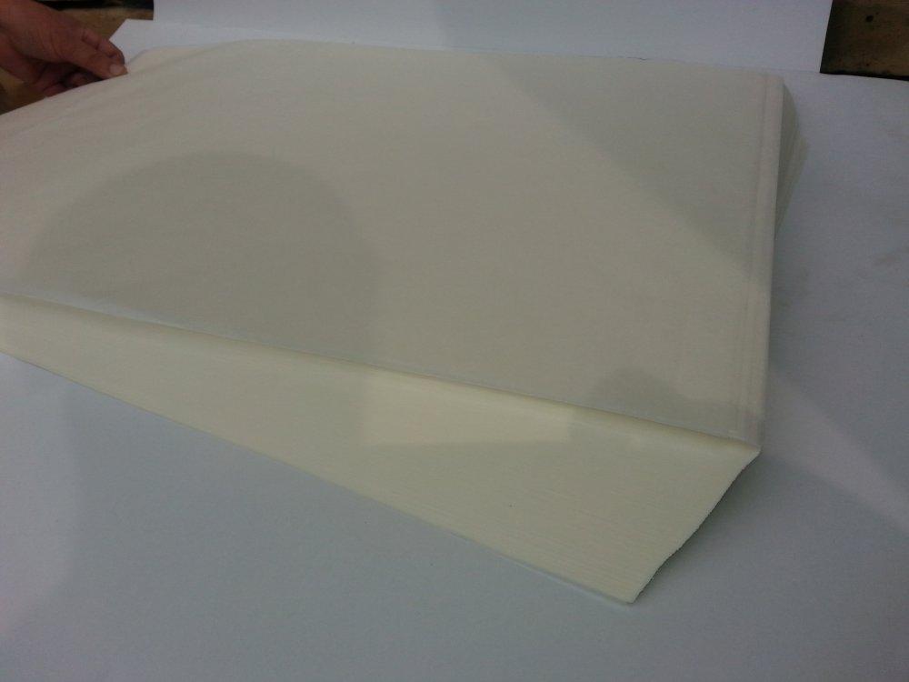 Бумага для выпекания силиконизированная