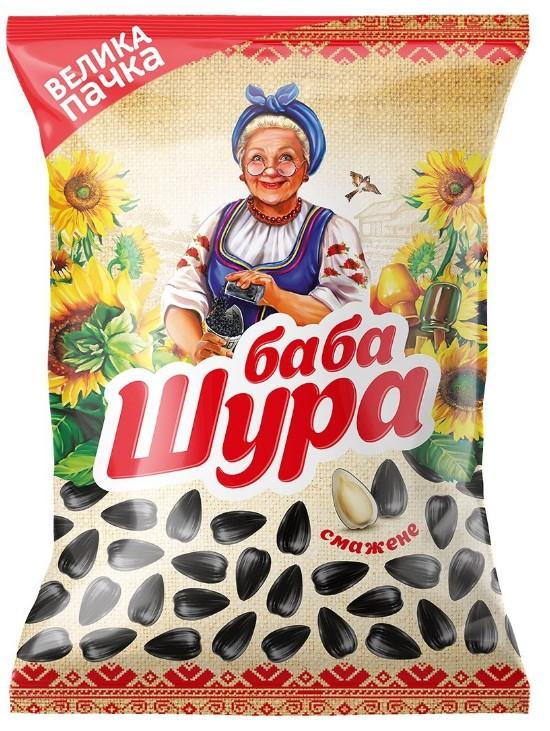 Buy Roasted sunflower seeds TM Baba Shura, 145 g