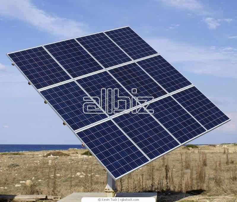 Купить Гелиосистемы. Батареи солнечные. Экологически чистая энергия. Автономный источник энергии.