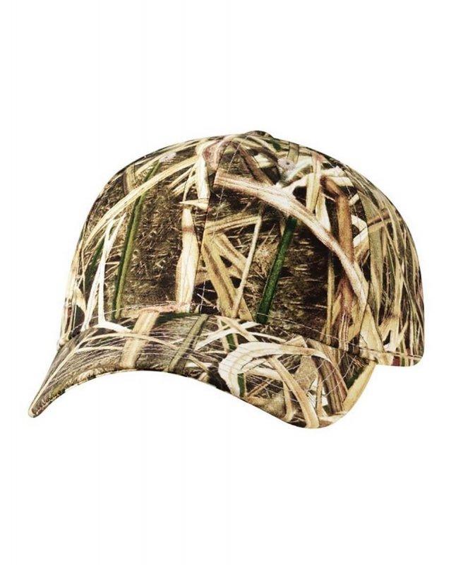 Кепка для охоты и рыбалки Kati Structured Mid-Profile Camo Hat MO Blades