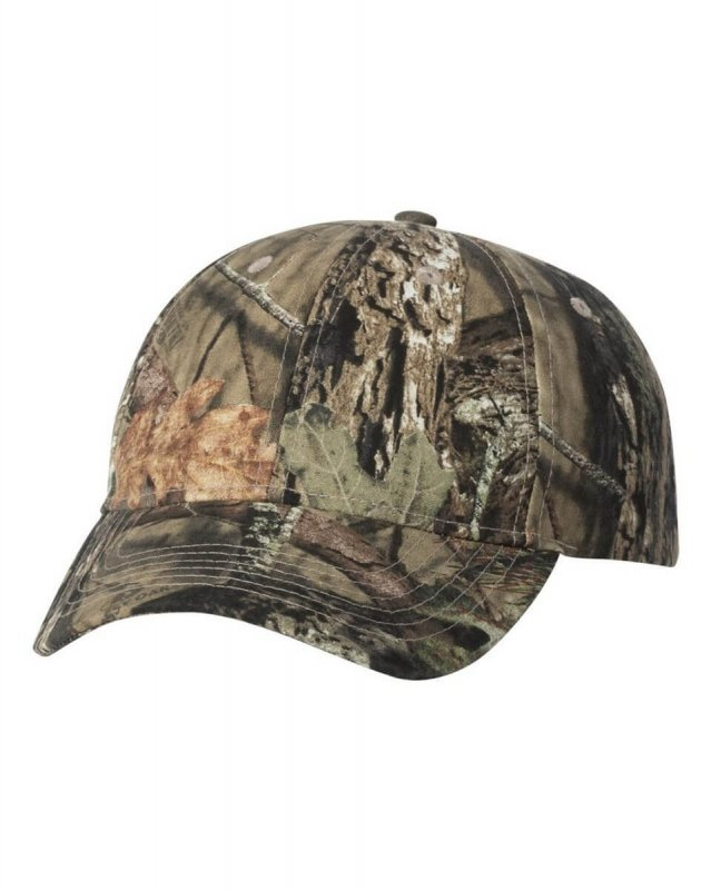 Кепка для охоты и рыбалки Kati Structured Mid-Profile Camo Hat MO Country