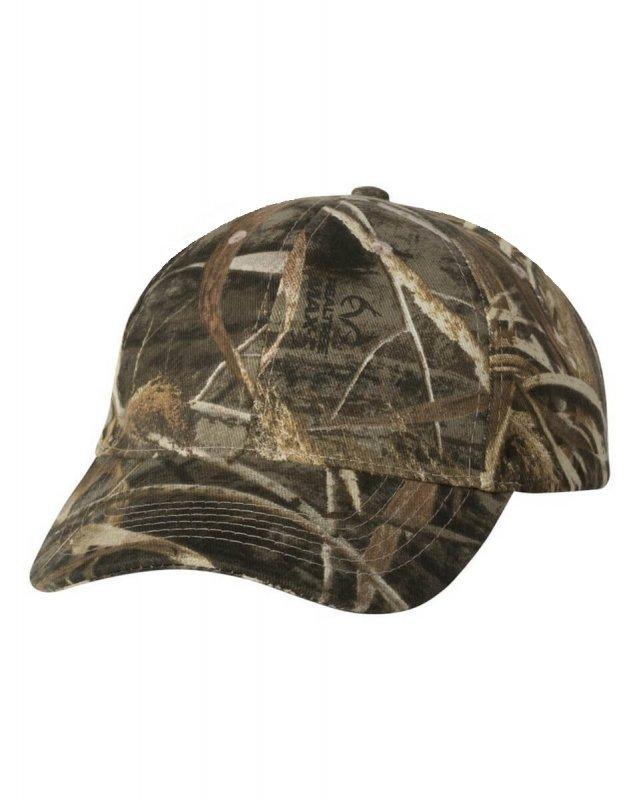 Кепка для охоты и рыбалки Kati Structured Mid-Profile Camo Hat Realtree MAX-5