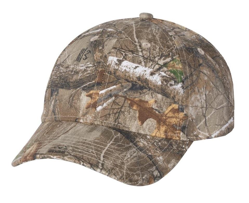 Кепка для охоты и рыбалки Kati Structured Mid-Profile Camo Hat Realtree Edge