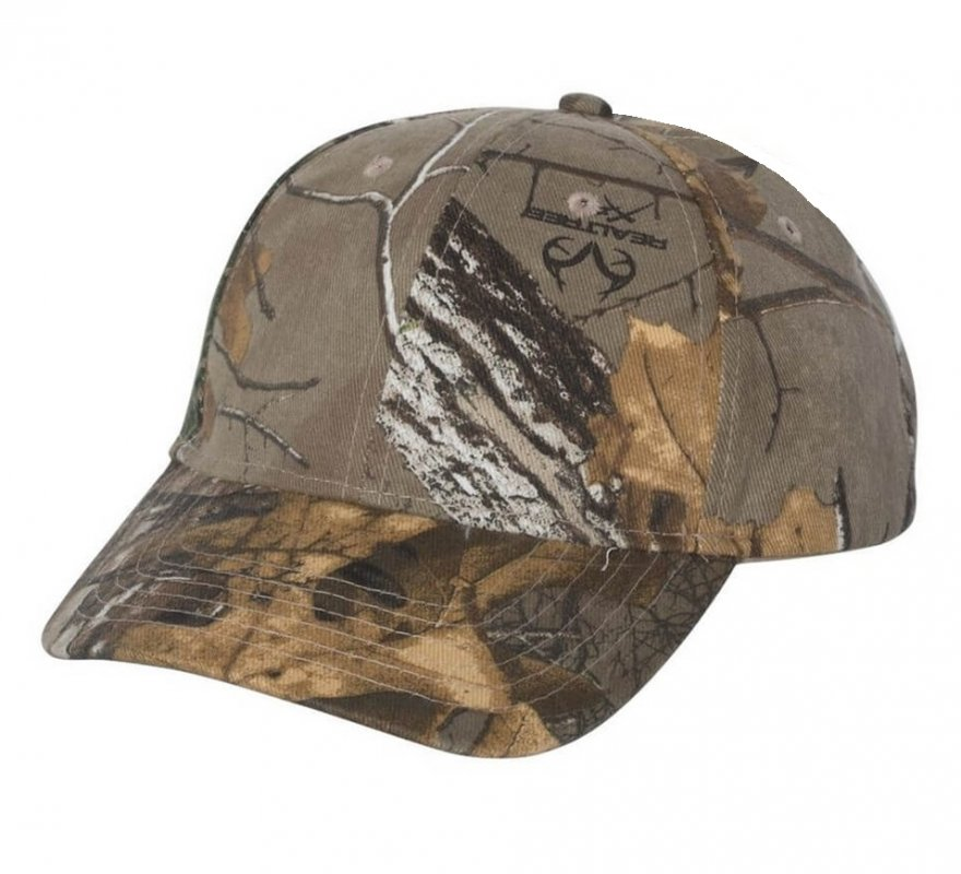 Кепка для охоты и рыбалки Kati Structured Mid-Profile Camo Hat Realtree Xtra
