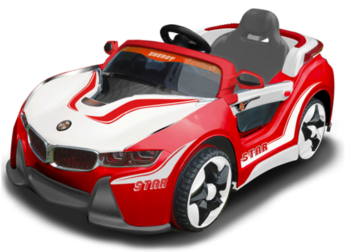 Children S Electric Car Bmw I8 Vision 2nd Accumulator As A Gift