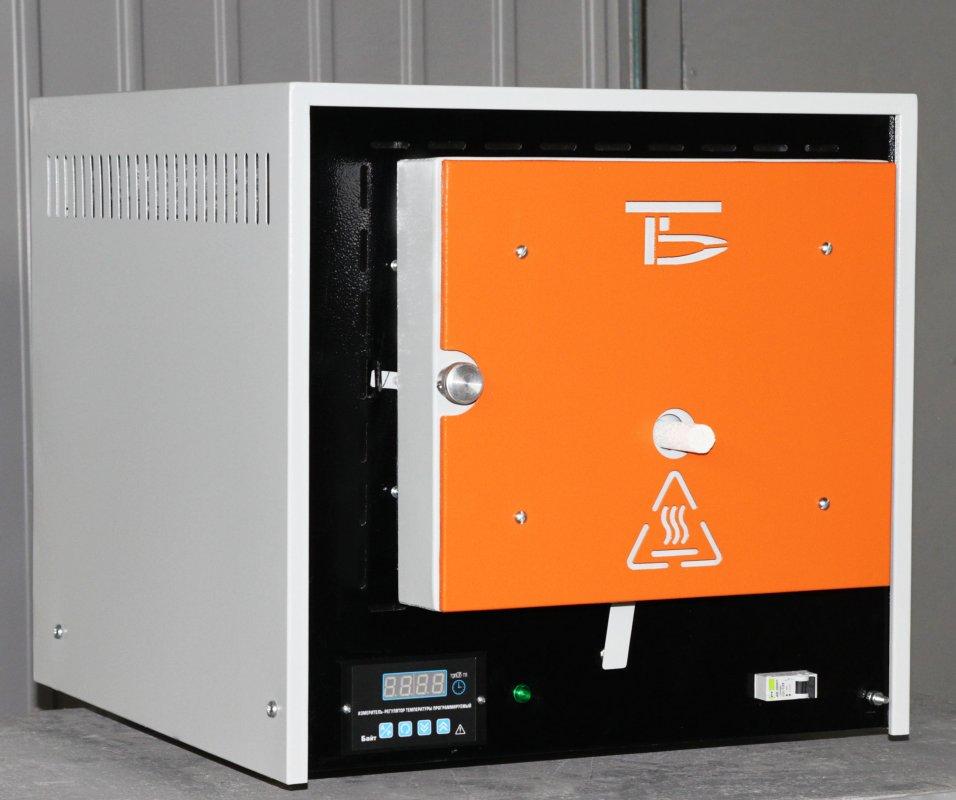 Электропечь лабораторная СНО 2.3.1,3/11 И2 для термообработки маталлов, керамики и др. с температурой до 1110 оС, размеры рабочего пространства 200х300х130.