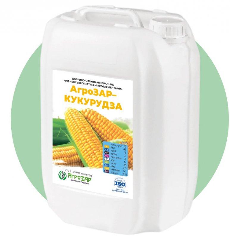 Купить АгроЗАР — Кукуруза, 10 л