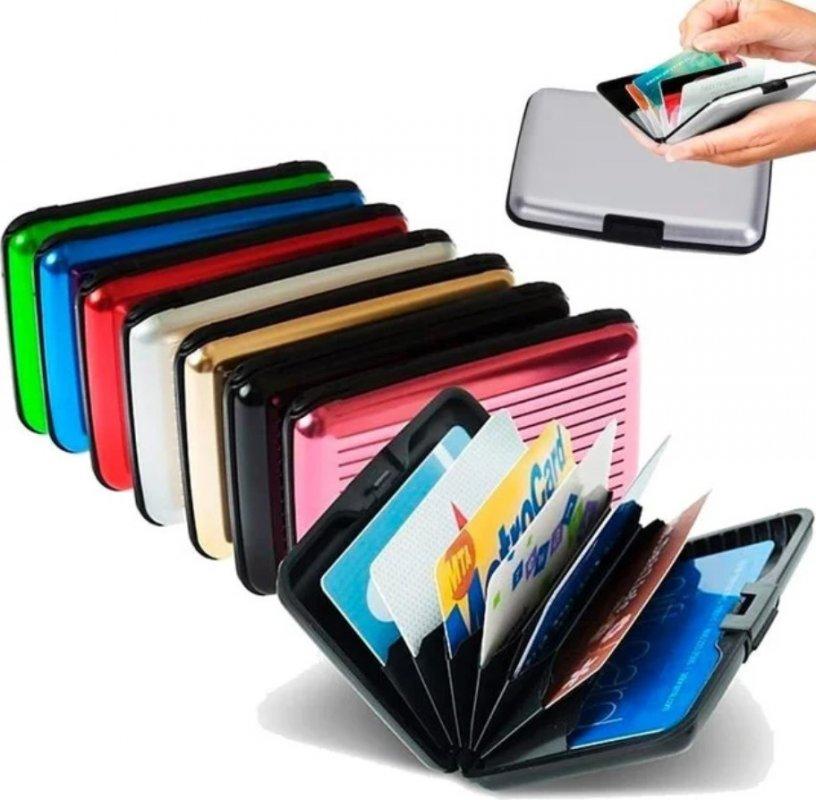 Купить Кошелек большой Aluma Wallet Large XL   Визитница для карточек   Кредитница