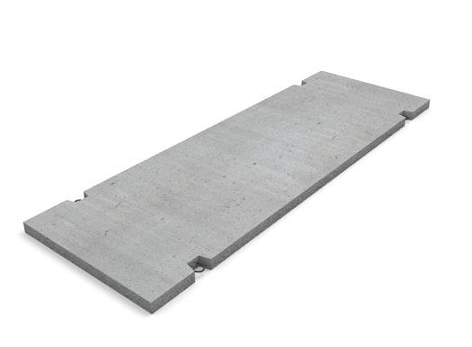 Плиты дорожные бетонные (ЖБИ)