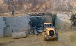 Купить Габбро слябы и блоки, брусчатка габбро в Житомирской области, месторождение Рудня-шляхова