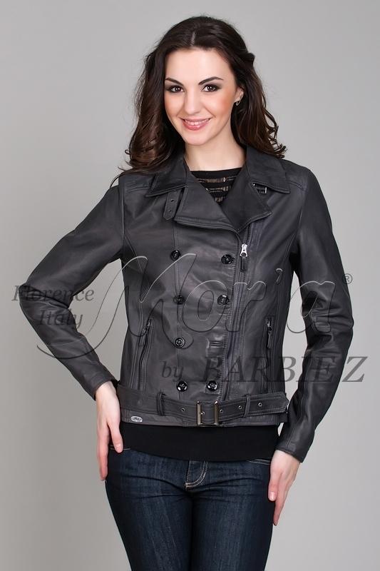 Dalia), Куртка женская кожаная из овечьей кожи, женская кожанная куртка, ст