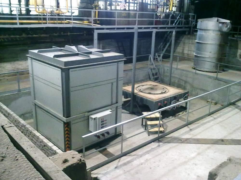 Buy Electric furnace kolpakovy SGZ-16.30/7