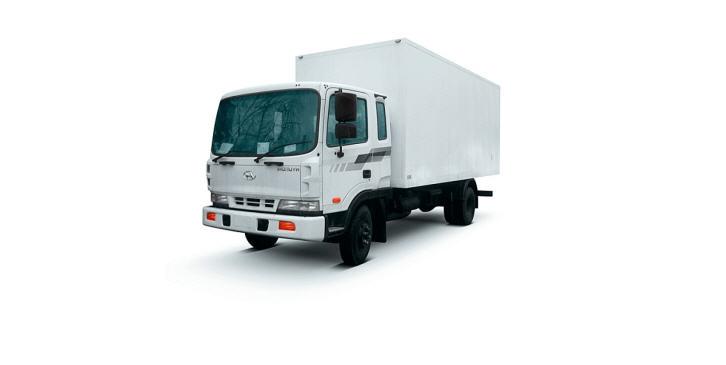 Купить Автомобиль грузовой бортовой Hyundai HD-120