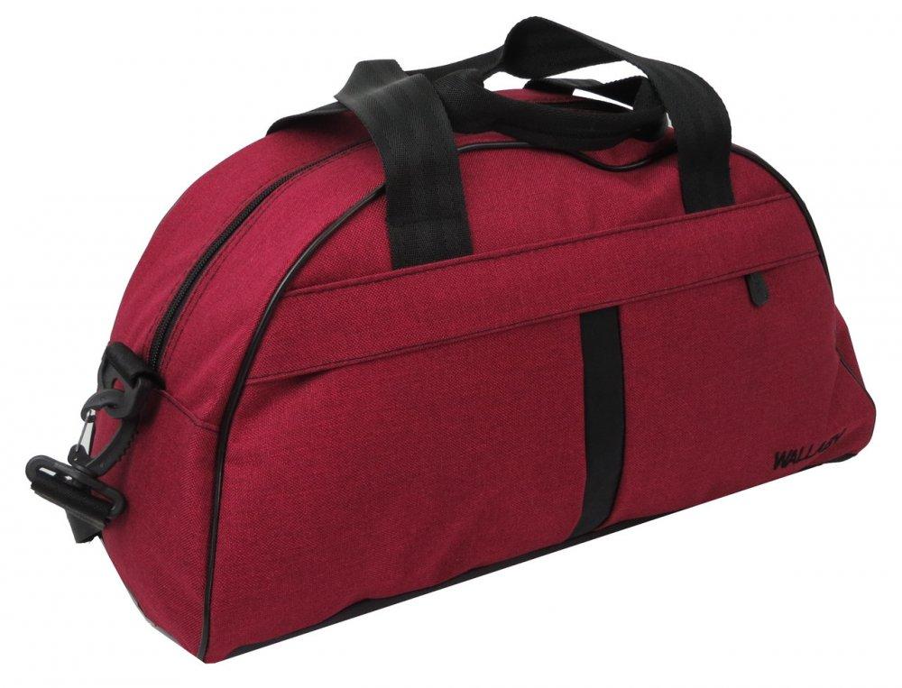 Купить Женская спортивная сумка для фитнеса 16 л Wallaby бордовая 213-4