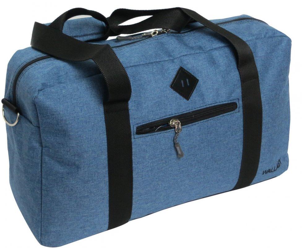 Купить Дорожная сумка-саквояж Wallaby 2550 Синий