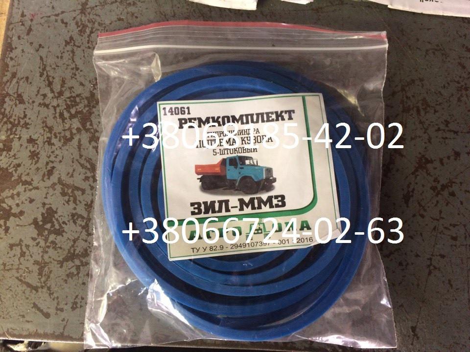 Купить Ремкомплект гидроцилиндра подъема кузова 5-штоковый (ЗИЛ-ММЗ)