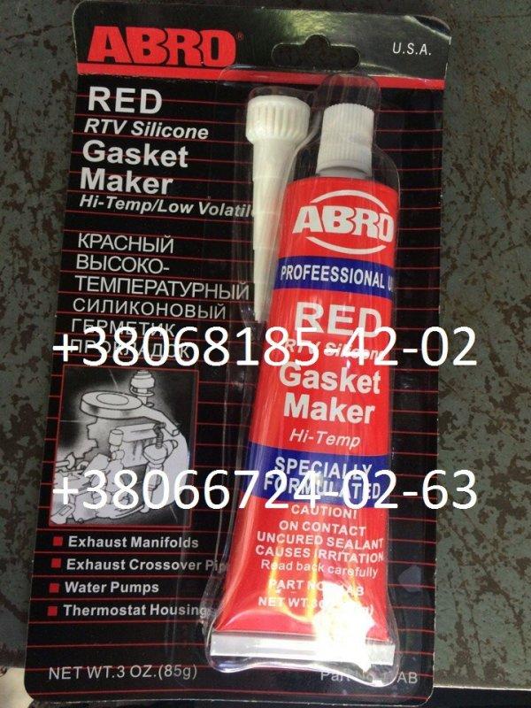 Купить Герметик ABRO (красный)