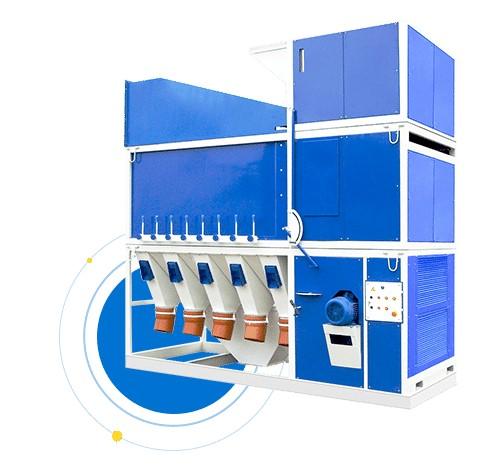Сепаратор зерноочистительный САД - 5