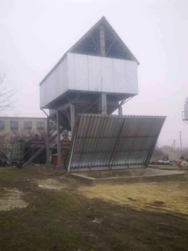 Комплекс зерноочистительный КЗ-50