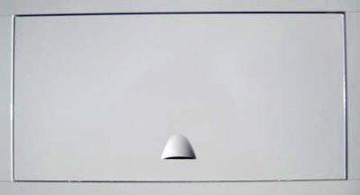 Дверцята ревізійні-металеві на магніт