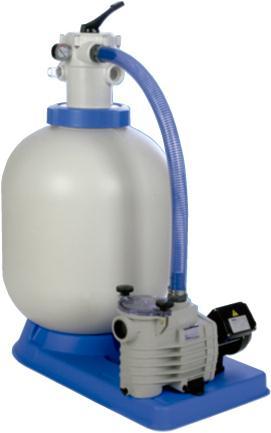 Фильтрационная установка для бассейнов Kripsol STN406-25