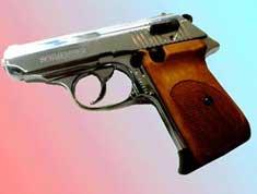 Пистолет АЕ 790G1 (пятизарядный, калибр 9мм)