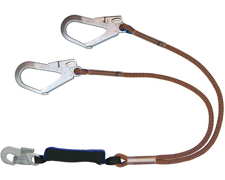 Купить Строп из плетеного шнура двойной с амортизатором 1АСШ22