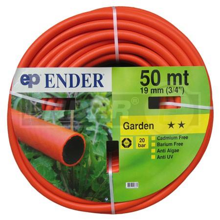 Купить Шланг садовый поливочный ENDER GARDEN, 3/4 дюйма (19 мм), арт. 10000025