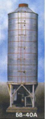 Бункер активной вентиляции БВ-40