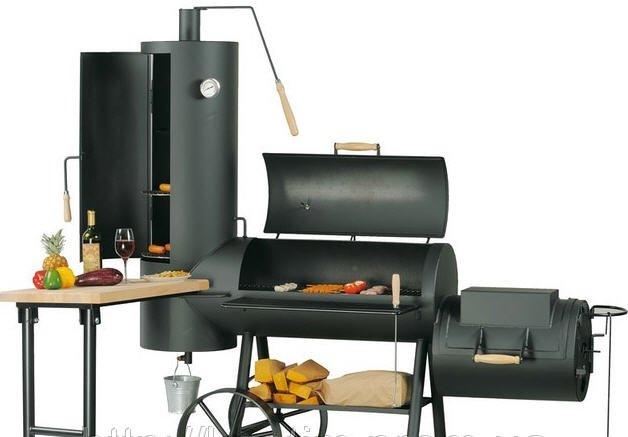 Купить барбекю - коптильня наборы для пикника, барбекю