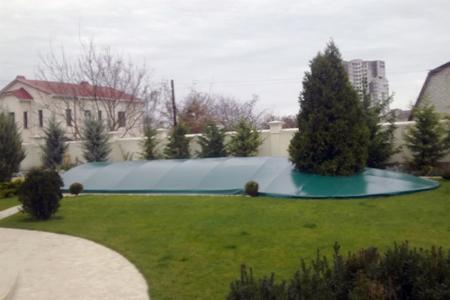 Тенти для басейнів