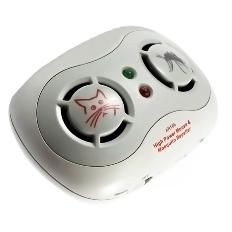 Купить Отпугиватель мышей комаров ультразвуковой Smart Sensor AR166B 5040