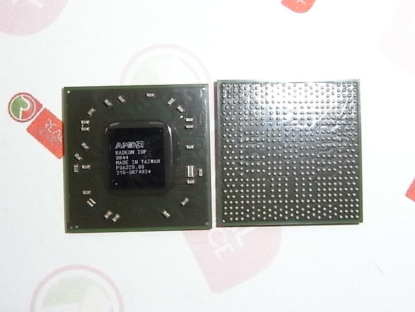 Микросхемы для ноутбуков AMD
