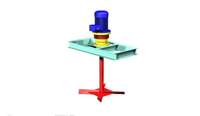 Купить Перемешиватель бурового раствора механический лопастной ПЛ-7,5 и ПБРТ-55