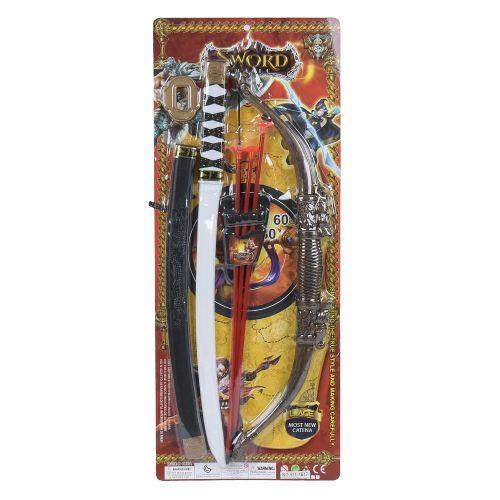 "Купить Рыцарский набор ""Sword Magic"" лук, катана 531-1B17"