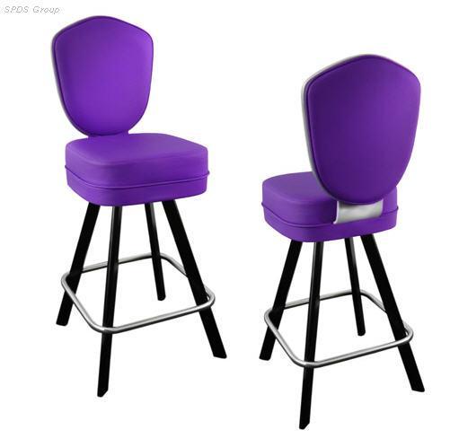 Стулья для игровых автоматов N01-01, изготовление фирменных стульев
