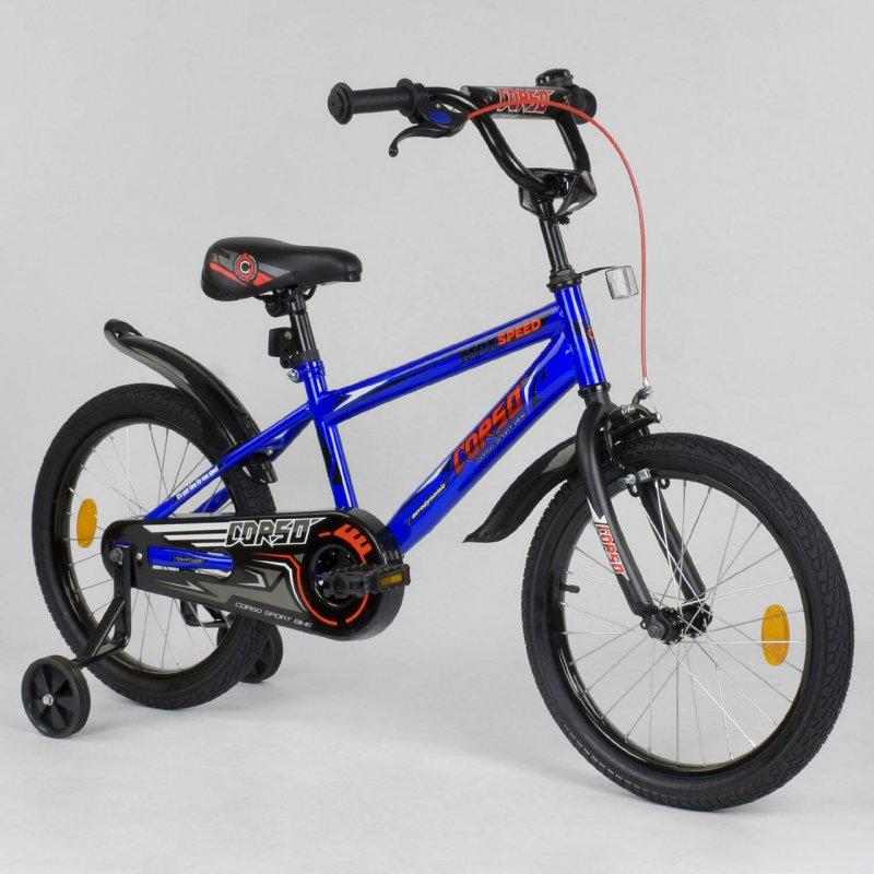 Купить Велосипед CORSO EX-18N5509 (18 дюймов)