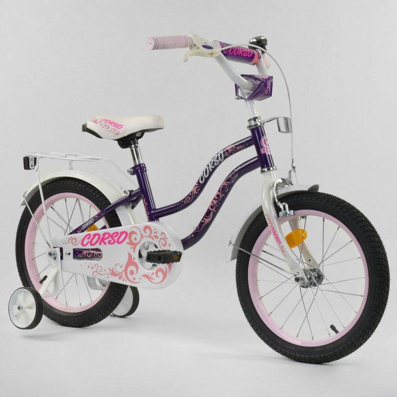 Купить Велосипед CORSO T-21255 (16 дюймов)