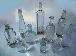 Купить Бутылки стеклянные водочные