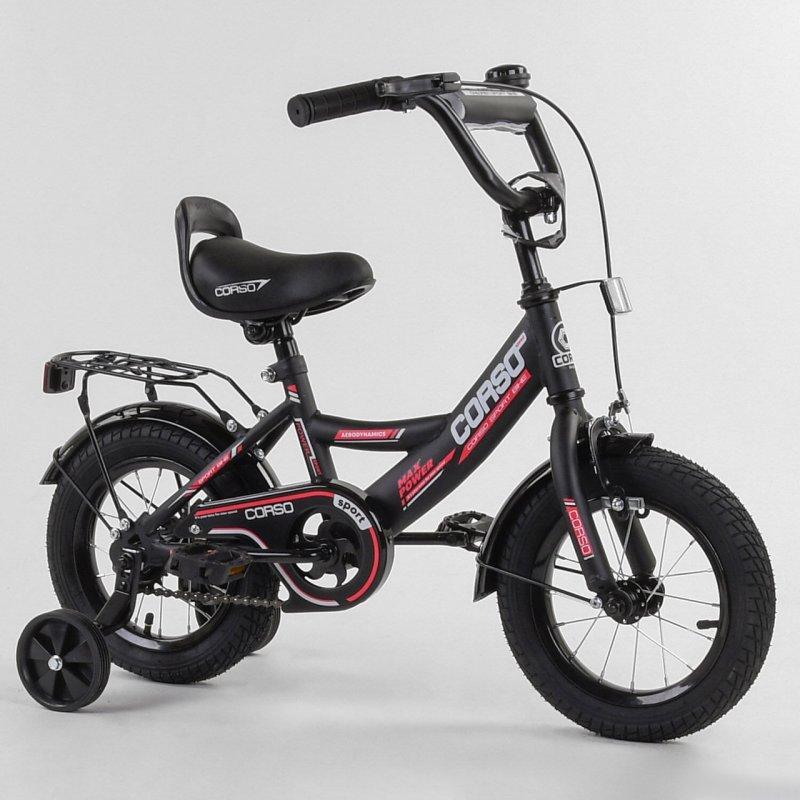 Купить Велосипед детский CORSO CL-12854 (12 дюймов)