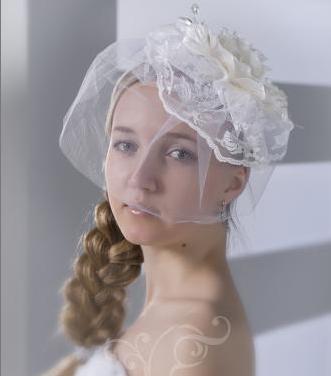 Свадебные аксессуары для украшения волос