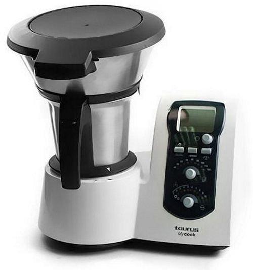 Индукционный кухонный робот Майкук. Видео презентация кухонной машины Mycook.