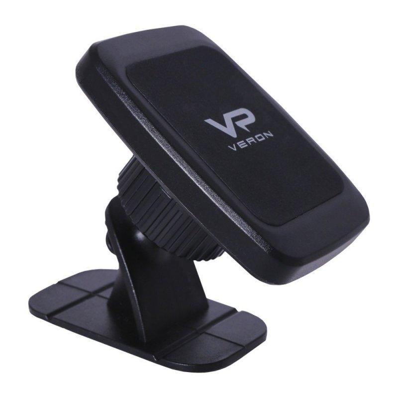 Купить Автодержатель для телефона Veron MHV-505 магнитный на панель Черный