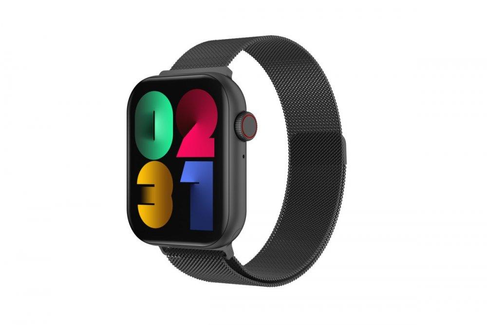 Купить Умные часы Alls PLUS FK 88 Smart Watch 2 шт сменных ремешка Bluetooth Black