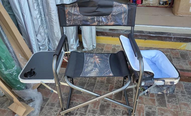 Купить Кресло для рыбалки Fiaba 2, стул туристический