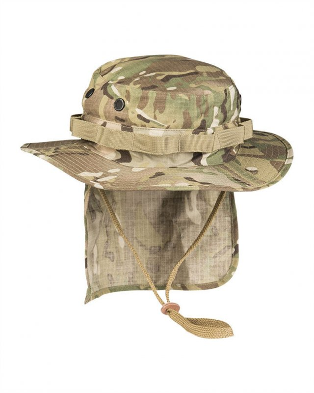 Buy Panama brit. special forces with neck protection (Multicam)