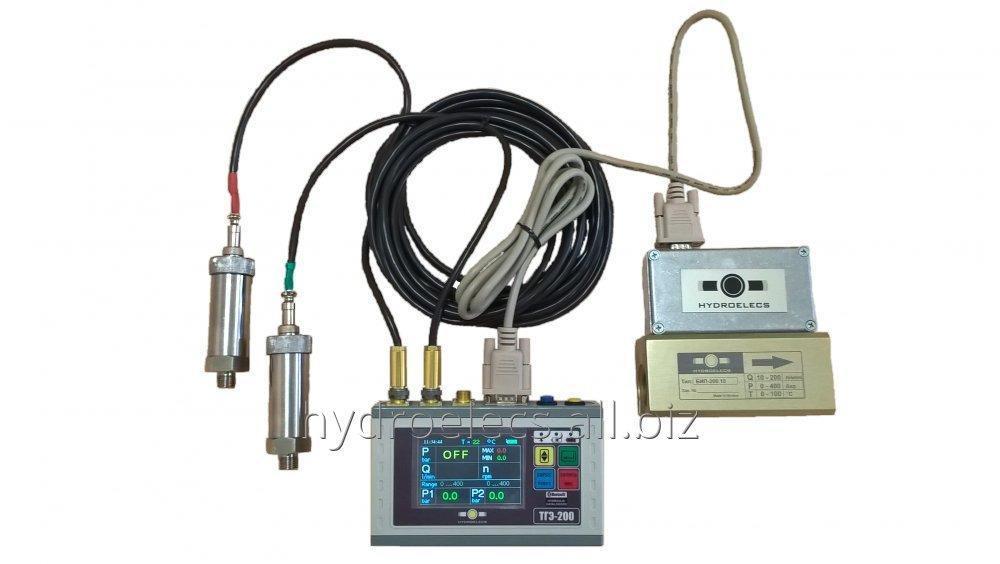 Buy Tester hydraulic TG-200