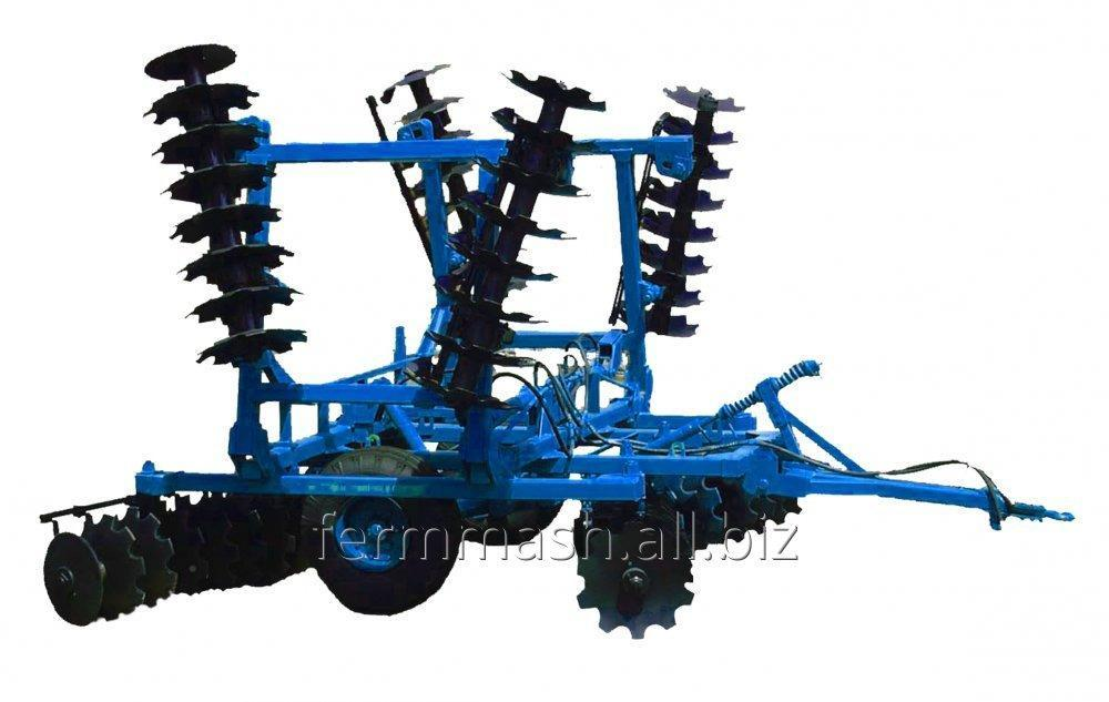 Buy Harrow heavy disk BDV-7