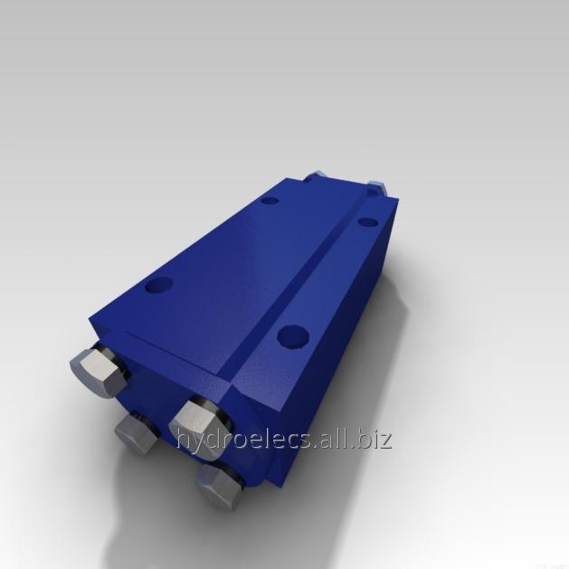 Гидроаппараты проходческого комбайна П110